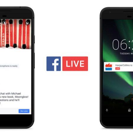 Facebook Live Audio : le direct, sans la vidéo !