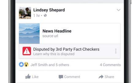 fausses infos facebook