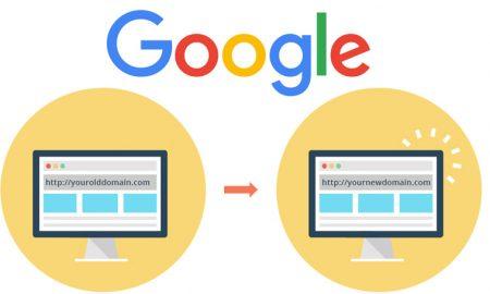 migration site internet google