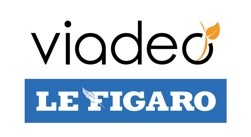 rachat viadéo Le Figaro