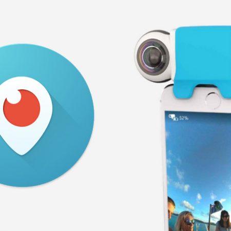 Via Periscope, Twitter se met aux vidéos Live à 360 degrés !
