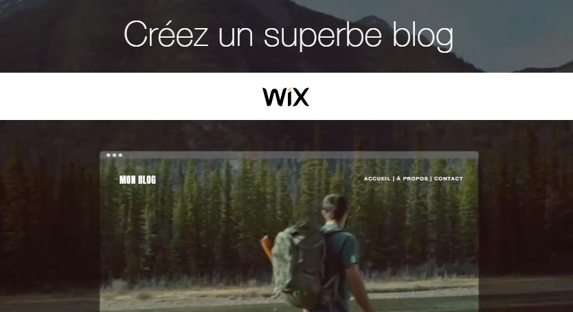 Comment créer un blog gratuitement avec Wix ?