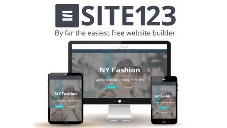 SITE123, une alternative à Wix pour créer son site gratuitement