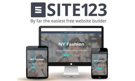 créer site gratuit site123