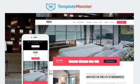 créer site hotel