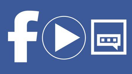 Le sous-titrage automatique des vidéos arrive sur les pages Facebook !
