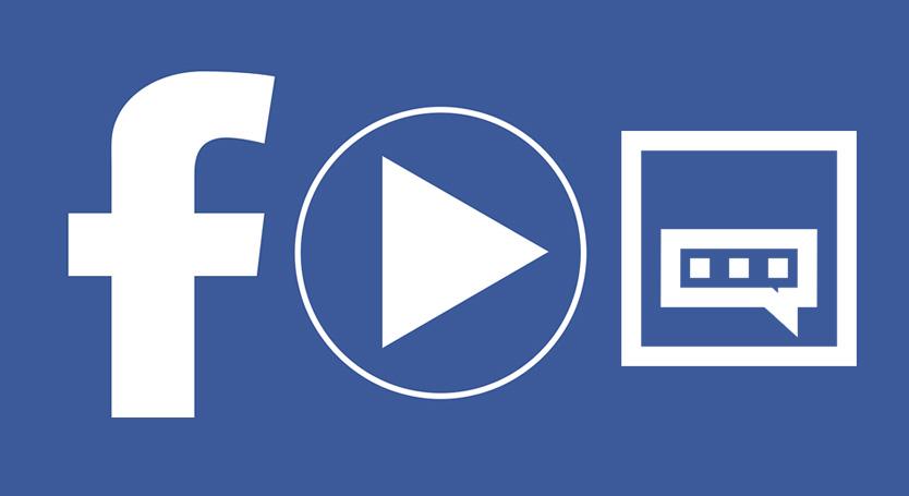 facebook sous-titres autmatiques vidéos