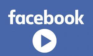 mise à jour facebook vidéo