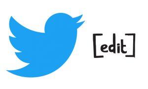 modifier Tweet Twitter