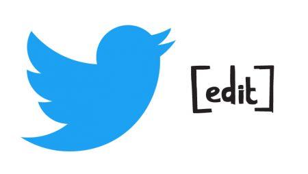Twitter pourrait prochainement autoriser la modification des Tweets !