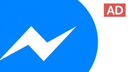 Les publicités arrivent sur Facebook Messenger !