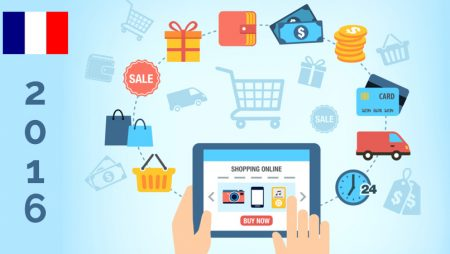 Marché de l'E-commerce Français : les chiffres clés de 2016 ! (Fevad)