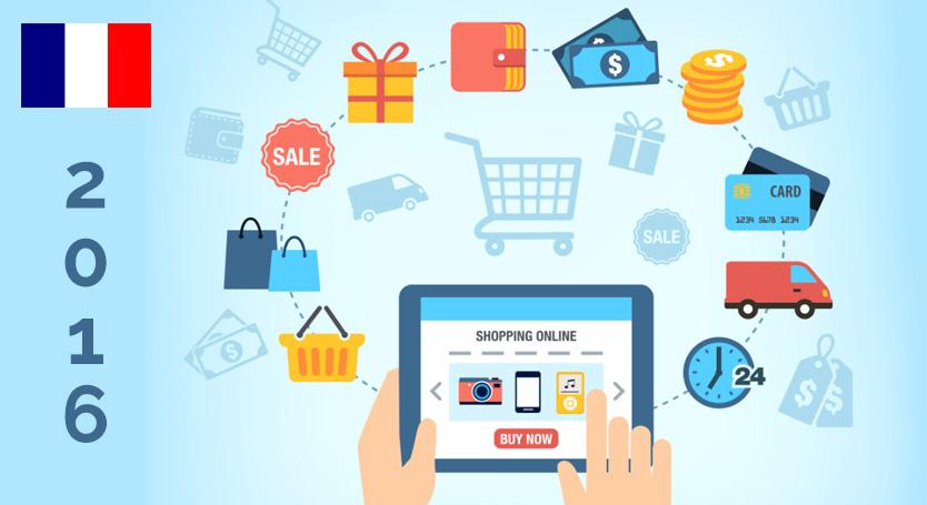 chiffres E-commerce France 2016