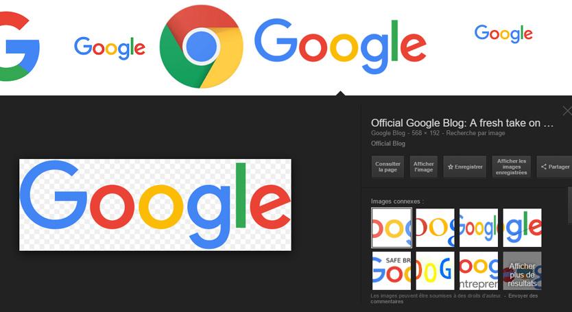 Mise à jour Google Images : le trafic référent en chute libre depuis le 7 Février !