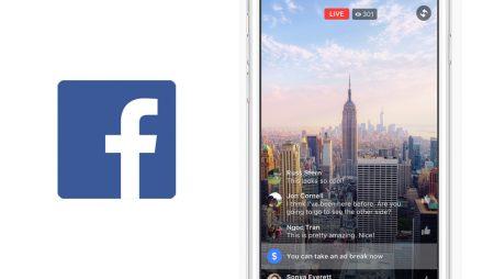 Des coupures publicitaires pour monétiser les Live Facebook !