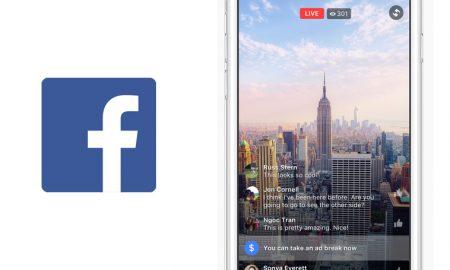 monétiser vidéo direct facebook