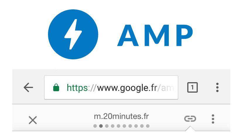 nouveauté amp google