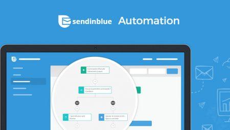 SendinBlue Automation : le marketing automation au service de l'emailing !