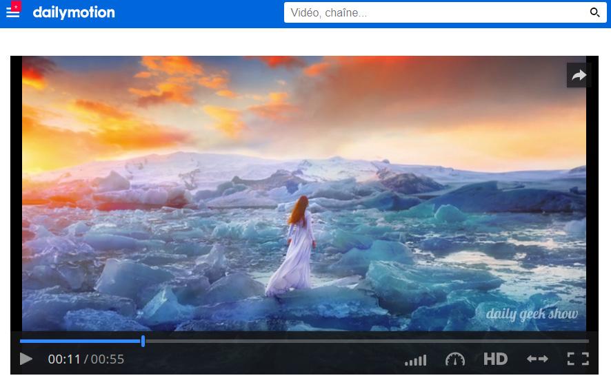 télécharger une vidéo dailymotion