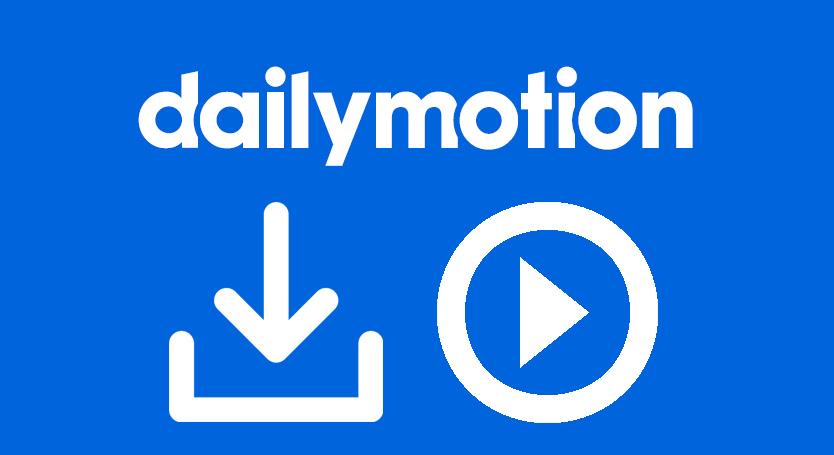 télécharger vidéo dailymotion mp4