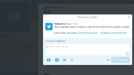Twitter : les mentions de pseudos enfin retirées des 140 caractères ? Presque.