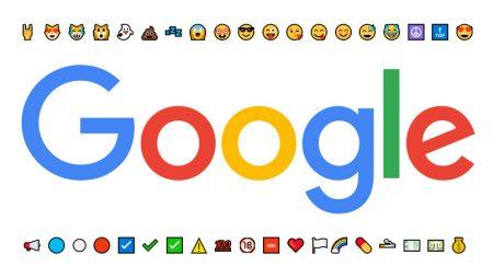 Les émoticônes sont de retour dans les résultats de recherche Google !