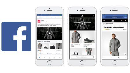 Facebook Collection : un nouveau format publicitaire 100% mobile !
