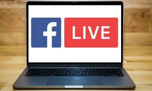 facebook live ordinateur