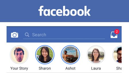 Les Stories en test sur l'application Facebook : quels changements concrets prévoir ?