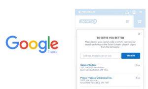 google store locator mobile interstitiel