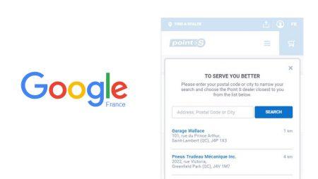 Les store locator sont-ils considérés comme des interstitiels par Google sur mobile ?