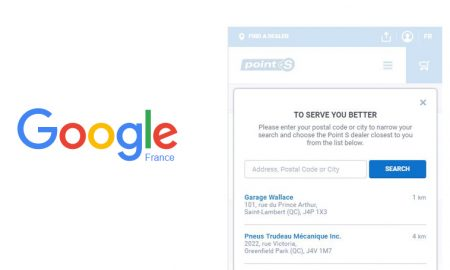 google store locator mobile interstitiel