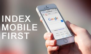 index mobile first google
