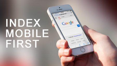 Index Mobile First de Google : un déploiement prévu dans «quelques mois» !