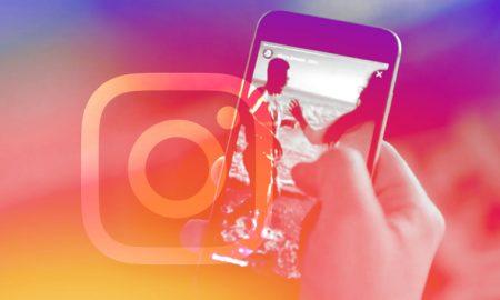 publicité instagram stories