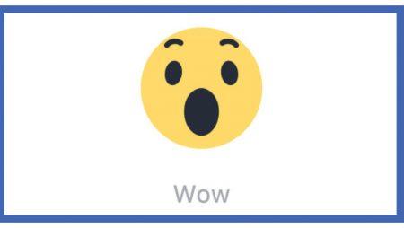 Les réactions auront désormais plus de poids que les Likes pour Facebook !