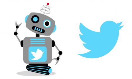 robots Twitter