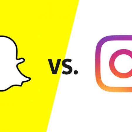 Publicités Snapchat VS Instagram : les annonceurs ont leur préférence !
