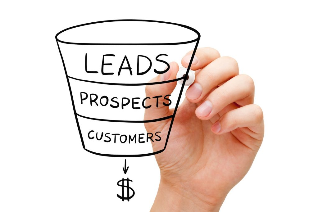 convert leads to customers