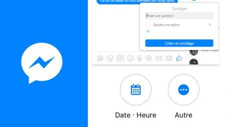Comment créer un sondage sur Facebook Messenger ?