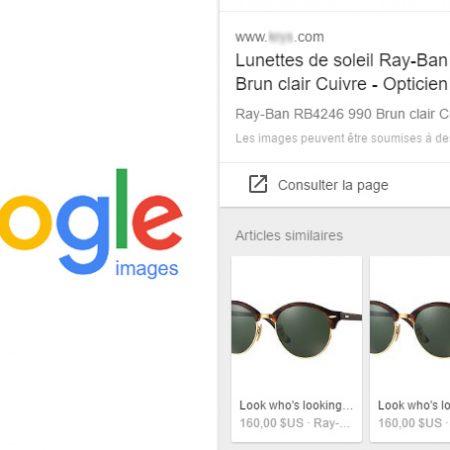 Articles Similaires : la mise à jour de Google Images qui va plaire aux E-commerçants !