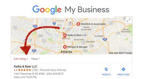 Google My Business : un nouveau classement des «meilleures entreprises» grâce aux avis des internautes ?