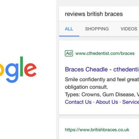 Google teste de nouveaux affichages pour ses résultats mobiles !