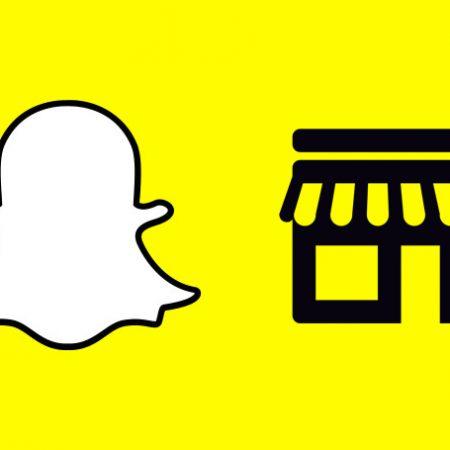 Snap to Store : une nouveauté pour les annonceurs sur Snapchat !