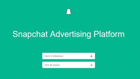 Snapchat lance enfin son propre Ad Manager en libre-service !