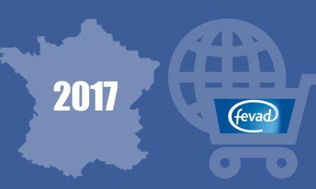 chiffres E-commerce France 2017