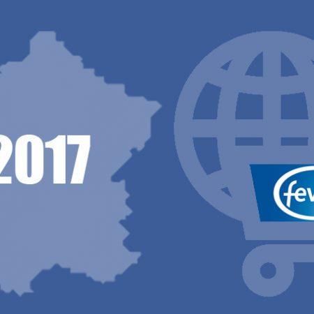Chiffres de l'E-commerce en 2017 : un marché en croissance au 1er trimestre !