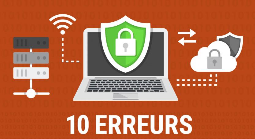 Les 10 erreurs fréquentes dans la mise en place de l'HTTPS ! [Infographie]