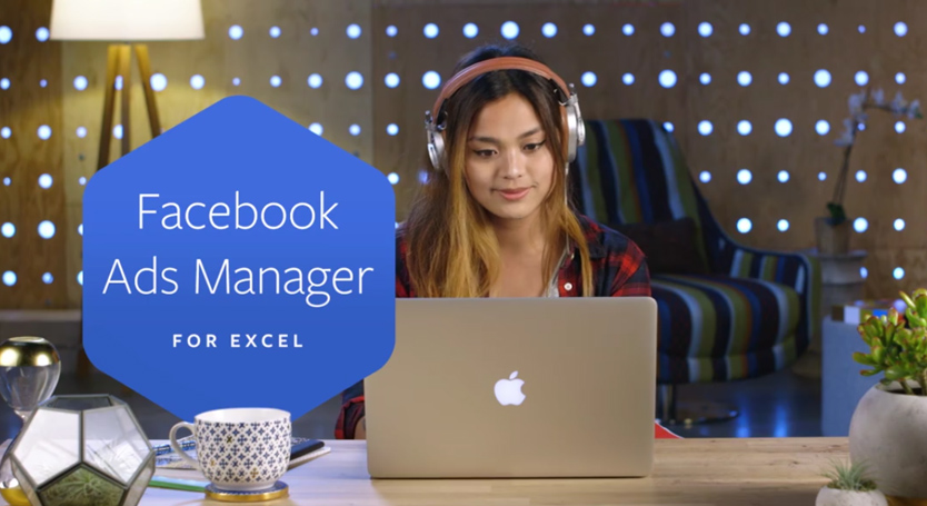 facebook ads manager excel