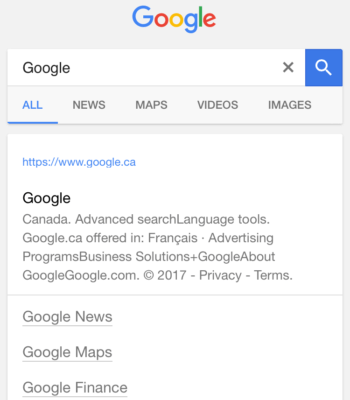 google test 8